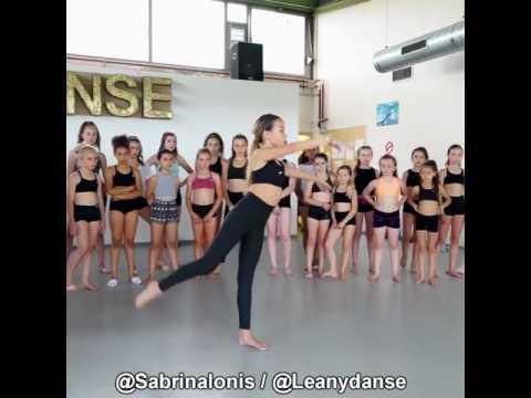 Leany danse 👍❤
