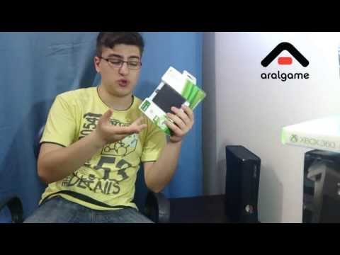 Xbox 360 Slim 4GB'a HDD Takmak Ve 320 GB HDD Kutu Açılımı