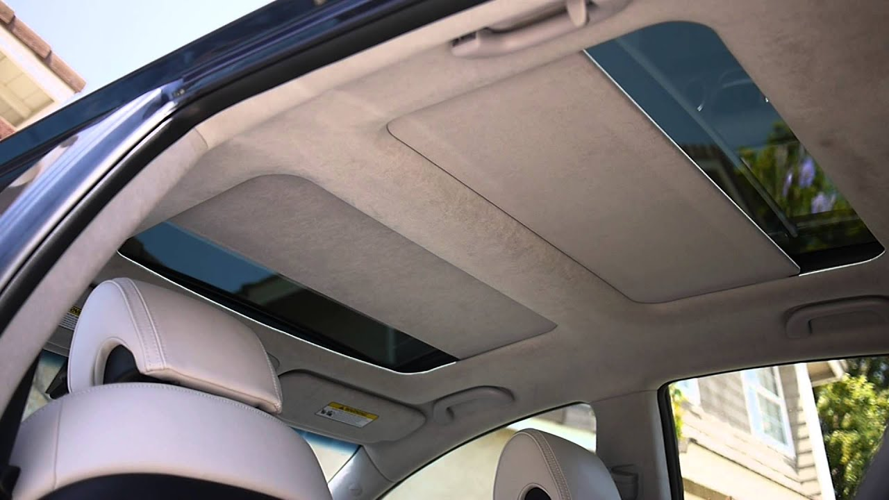 Kia Cadenza K7 Panoramic Sunroof Youtube