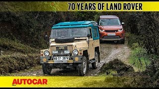 70 Years of Land Rover   Feature   Autocar India