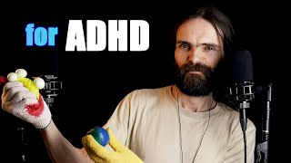 ASMR for people with ADHD brain