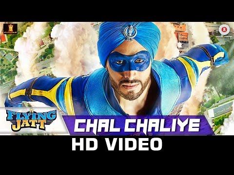 Chal Chaliye Lyrics – A Flying Jatt