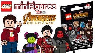 LEGO Avengers Infinity War CMF Series