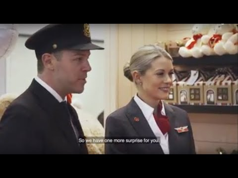 Video: Arrival Gate Pop-Ups Treat Travellers with Warm Welcomes