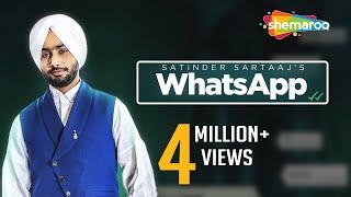 Whatsapp – Satinder Sartaaj Punjabi Video Download New Video HD