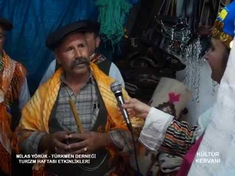 Kültür Kervanı - Milas Yörük Göçü ve Halk müziği konser1i 1