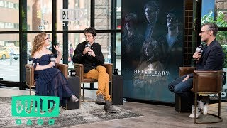 "Alex Wolff & Milly Shapiro Talk About The Horror Film, ""Hereditary"""