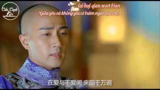 [TTK][Vietsub-Kara] FMV Lưu Khải Uy x Dương Mịch - Tịch mịch không đình xuân dục vãn