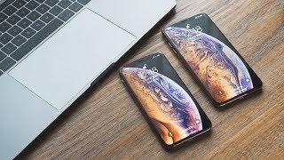 苹果 iPhone XS & iPhone XS Max 中国抢先快速体验视频「WEIBUSI 出品」