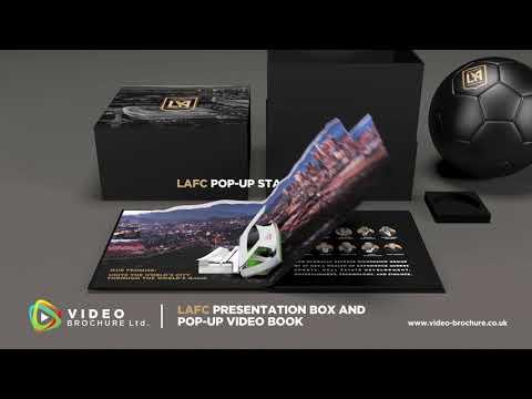 Pop-up Video Brochure UK