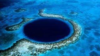 Belize Great Blue Hole   - BBC Ocean documentaries
