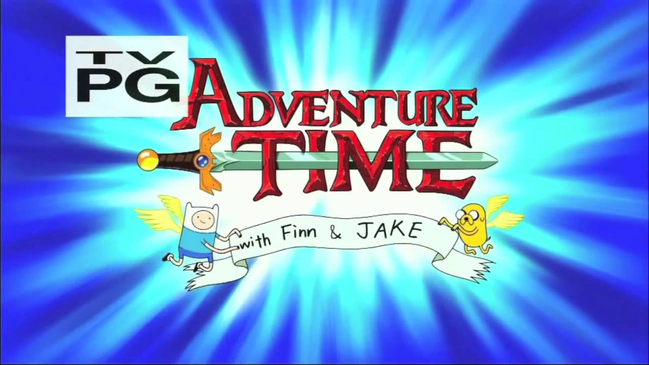 Adventure Time Theme Song W Lyrics Youtube