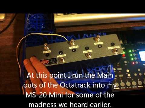 DMC-7 Octatrack Demo