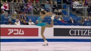 Nice 2012 - LADIES SP -19/31- Mao ASADA - 29/03/2012