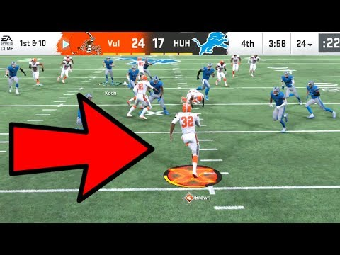 Jim Brown FREIGHT TRAIN ACTIVATED! Madden 20 Ultimate Team Gameplay