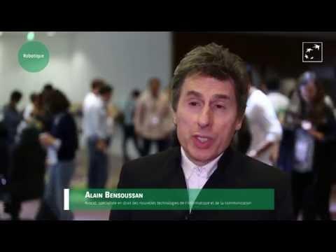 Alain Bensoussan témoigne sur la robotique appliquée au monde de l'assurance
