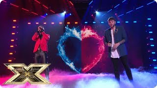 Dalton and James Arthur duet on X Factor Final | Final | The X Factor UK 2018