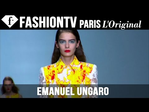 Emanuel Ungaro Spring/Summer 2015 | Paris Fashion Week | FashionTV