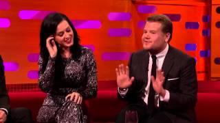 The Graham Norton Show ( Katy Perry, James Corden and Paul McCartney) subtitulado-Parte2