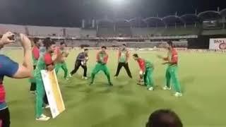 Taskin ahmed dance    bd cricket funny dance    bd cricket funny moments    cricket funny video 2019