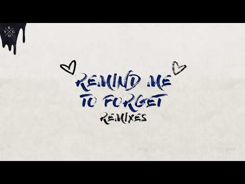 Remind Me to Forget (Hook N Sling Remix)