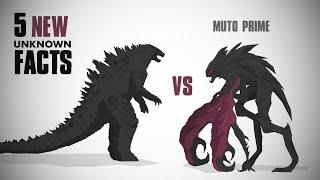 Godzilla vs MUTO Prime TITAN EXPLAINED | 5 NEW UNKNOWN facts about Titanus Jinshin Mushi