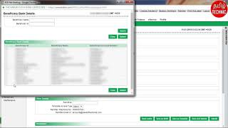 How To Fund Transfer From KVB Bank To Other Bank in Net Banking