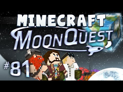 Minecraft - MoonQuest 81 - Make Ham A Home - Smashpipe Games