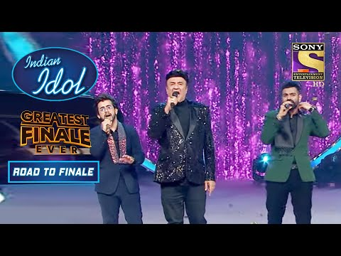 Judges rehearse for the grand finale day- Indian Idol Season 12- Road to finale