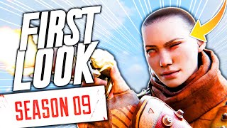 Finally! Our First Look At Apex Legends Season 9...