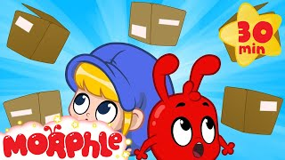 Morphle Delivery Service - My Magic Pet Morphle   Cartoons For Kids   Morphle TV   BRAND NEW