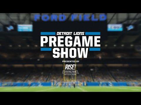 Detroit Lions Pregame Show | Week 16 vs. Tampa Bay Buccaneers