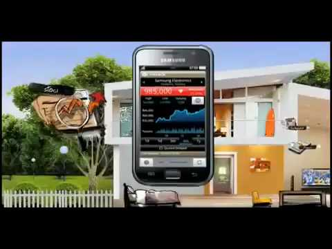 SAMSUNG I9000 GALAXY S CELL PHONE COMMERCIAL ADVERTISEMENT DEMO PROMO PREVIEW