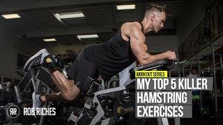 5 Killer Hamstring Exercises