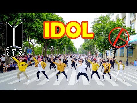 [KPOP IN PUBLIC CHALLENGE] BTS (방탄소년단) - #IDOL CHALLENGE (아이돌) Dance Cover By C.A.C from Vietnam