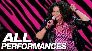 All Of Vicki Barbolak's Performances From Season 13 - America's Got Talent 2018