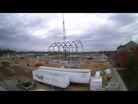 Majority Builders - Saint Pius X Church time lapse Vol 02