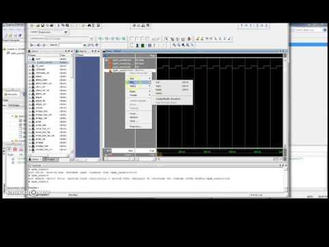 如何通过ModelSim Altera生成测试台,并通过NativeLink运行RTL仿真