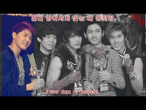 TVXQ! (OT5) - Maximum [Eng + 한글 + members part]