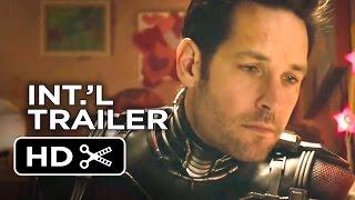 Ant-Man   (2015) Japanese Trailer  – Paul Rudd, Evangeline Lilly Marvel Movie HD