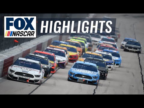 Kevin Harvick wins The Real Heroes 400 as NASCAR returns to Darlington | NASCAR ON FOX HIGHLIGHTS