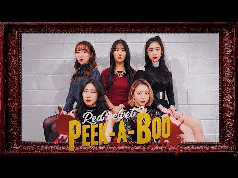"[ FULL MIRRORED ] Red Velvet(레드벨벳) ""Peek-A-Boo(피카부)"" 