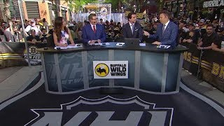 NHL Now:  Friedman on Cup Final coaches, O`Reilly in St Louis   May 27,  2019