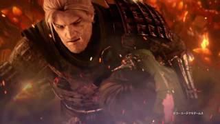Nioh - Launch Trailer   PS4