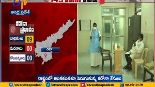 Coronavirus positive cases reached to 149 in Andhra Prades..