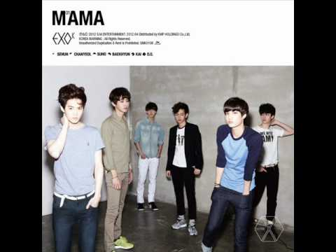 [Audio] EXO - K Angel (Korean Version)