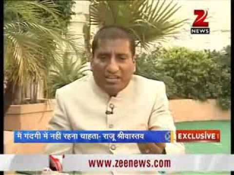 Raju Srivastava returns SP ticket in Kanpur