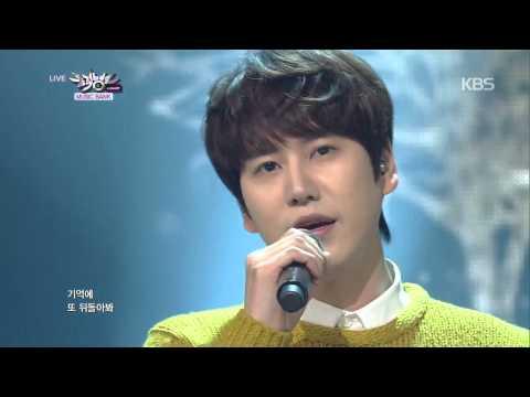 [HIT] 뮤직뱅크-규현(KyuHyun) - 광화문에서(At Gwanghwamun).20141128
