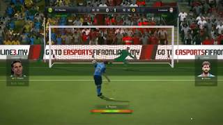 FIFA ONLINE 3 LEGEND RANKING PUNISHING BACKPASSER WITH PENALTY SHOOTOUT AGAIN!