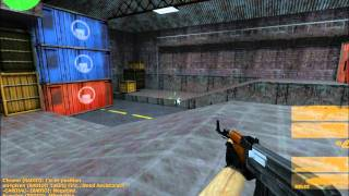Counter Strike 1.6 Gameplay on Assault